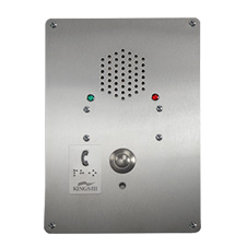 Kings III Flush Mount Elevator Phone - Kings III