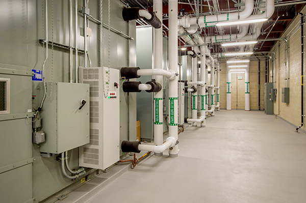 Energy Efficiency Tips for Commercial Building HVAC Systems
