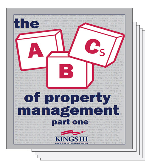 ABCs of Property Management pt. 1 Cover Page