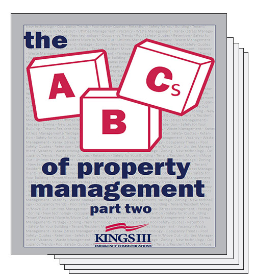 ABCs of Property Management pt. 2 Cover Page