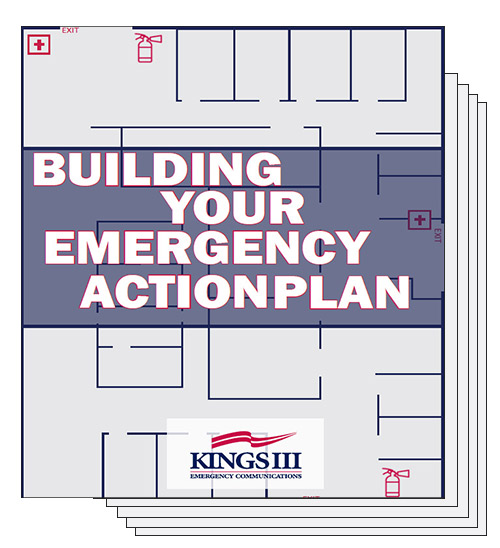 Building Your Emergency Action Plan Cover Page