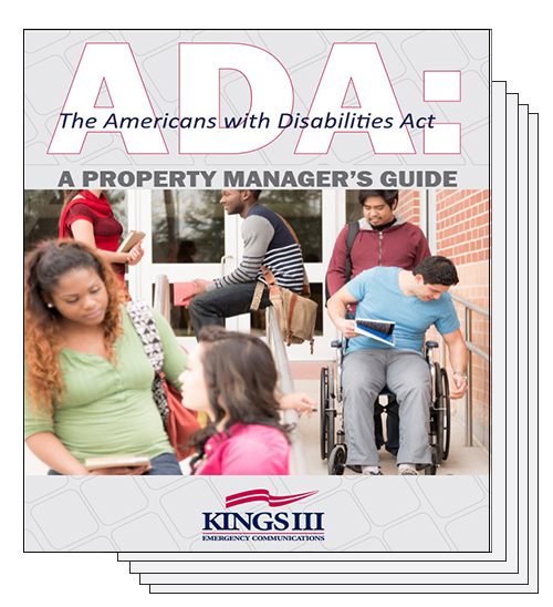 ADA for Property Managers Cover Page
