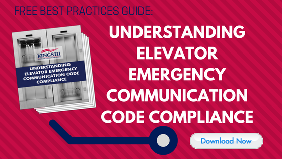 Understanding Elevator Emergency Communication Code Compliance