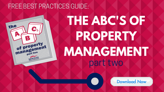 The ABC's of Property Management pt. 2