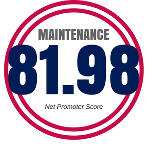 Maintenance Net Promoter Score