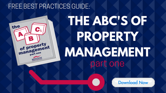 The ABC's of Property Management pt. 1