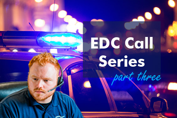 Kings III Emergency Dispatch Call Series Volume 3