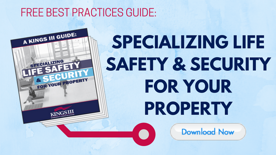 Specializing Life Safety & Security for Your Property