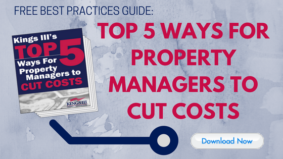 Top 5 Ways for Property Managers to Cut Costs